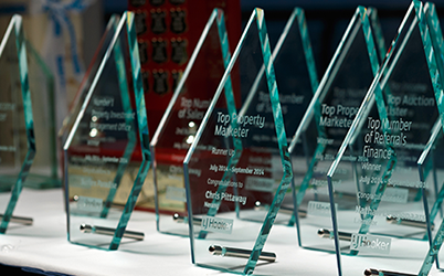 Our Five Offices Shine At The LJ Hooker Gold Coast Quarterly Awards